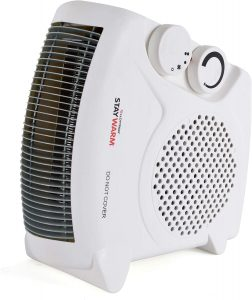 STAYWARM Upright and Flatbed Fan Heater